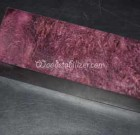 Plum Crazy Purple Box Elder Burl