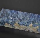 Blue Box Elder Burl #943
