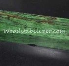 Stabilized Green Spalted Maple