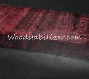 Stabilized Black Cherry Spalted Maple